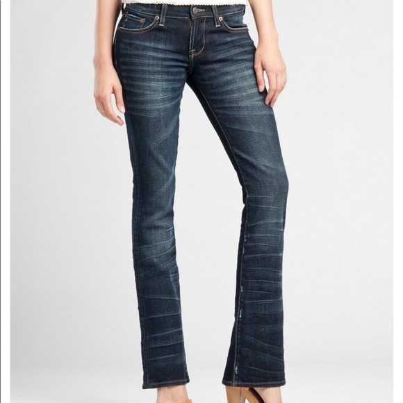 Lucky Brand Denim - Lucky Brand Sweet N Low Bootcut Jeans